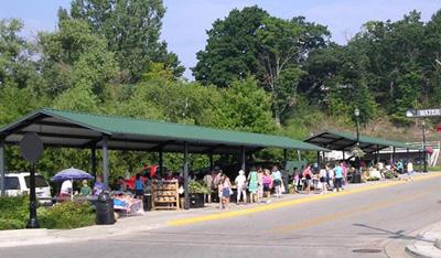 Montague Farmers' Market