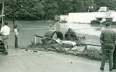 The Montague Flood of 1978