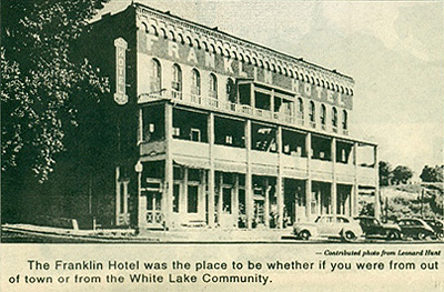 The Franklin House (Hotel)