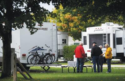Trailway Campground - Montague, MI
