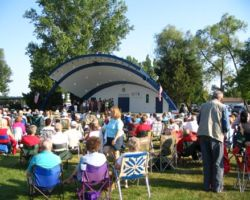 City of Montague Band Shell