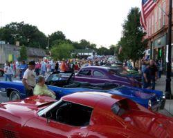 City of Montague - Cruz'in Classic Car Show